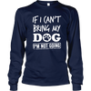 I'm Not Going - Long Sleeve - True Best Friend