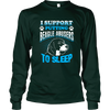 Put Beagle Abusers To Sleep - Long Sleeve - True Best Friend