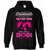 Whoever Said Diamonds Are Girl's Best Friends (Hoodie) - True Best Friend
