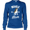 Beagle Mom - Long Sleeve