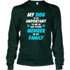 Dog Is Family - Long Sleeve