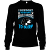 Put Beagle Abusers To Sleep - Long Sleeve