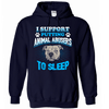 Stop Animal Abuse - Hoodie - True Best Friend