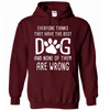 Hoodie - They Have The Best - True Best Friend