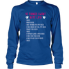 10 Things I Want In My Life Hoodie