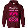 Whoever Said Diamonds Are Girl's Best Friends (Hoodie)