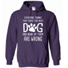 Everyone Thinks They Have the Best Dog Hoodie - True Best Friend