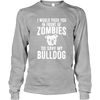 Zombie Bulldog - Long Sleeve