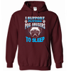 Pug Abusers Hoodie - True Best Friend