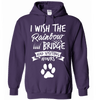 I Wish The Rainbow Bridge - Hoodie - True Best Friend
