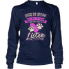 Dog Speak To Those Who Listen - Long Sleeve