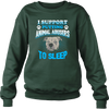Stop Abuse Sweatshirt (New) - True Best Friend