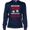 I Fight Back - Long Sleeve - True Best Friend