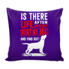 Pillow Cover - Hurt My Dog - True Best Friend