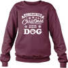 All I Want For Christmas - Sweatshirt - True Best Friend