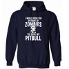 Pit Bull Zombie - True Best Friend