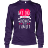 My Dog Is The Heart - Long Sleeve - True Best Friend