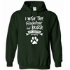 Wish The Rainbow Bridge Had VisitingHours - Hoodie - True Best Friend