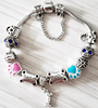 Dog Lover Charm Bracelet - True Best Friend