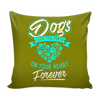 Pillow Cover - On Your Heart Forever - True Best Friend