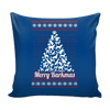 Pillow Cover - Merry Barkmas