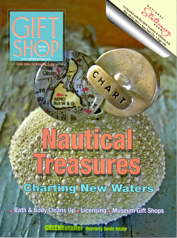 Nautical Treasures- Carting New Waters Cover