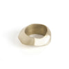 Contour Ring Brass
