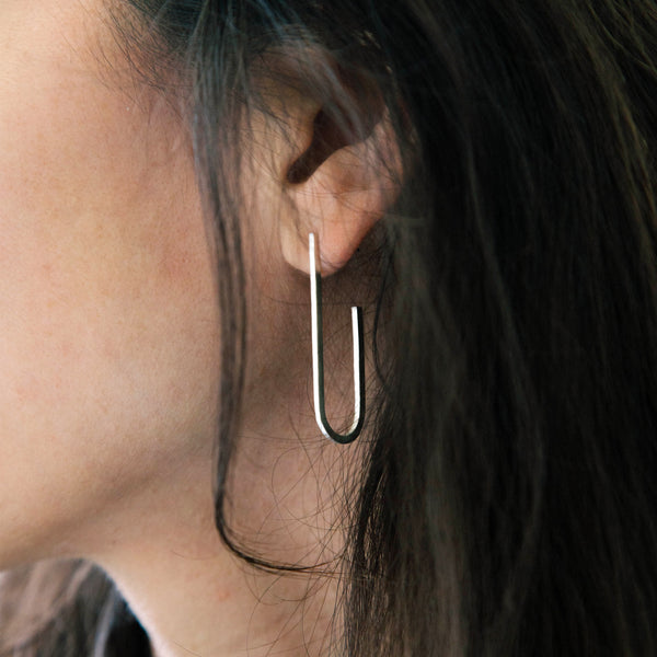 Arch 8 Earring by Pico Design