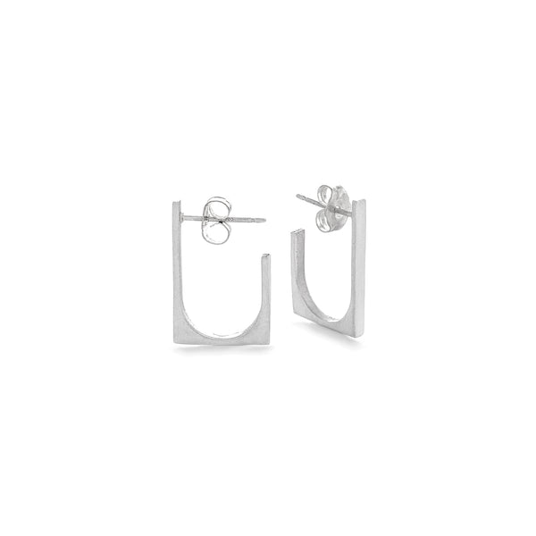 Arch Box Earrings