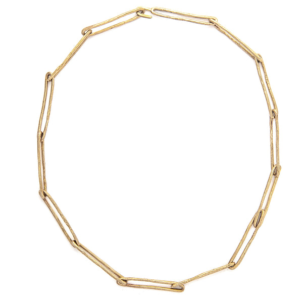 Oval link Necklace