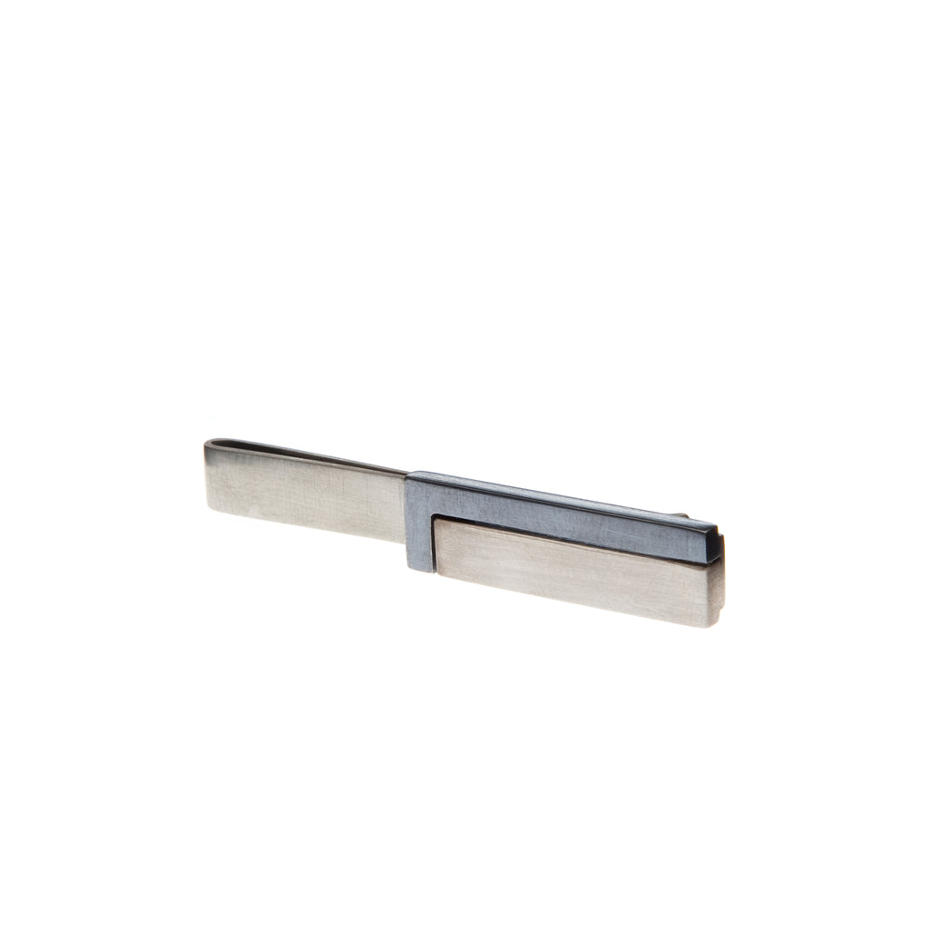 Achillina Tie Bar by Pico Design | Andrea Panico