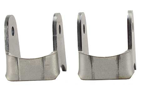 Lower Axle Link Brackets (0 Degree)