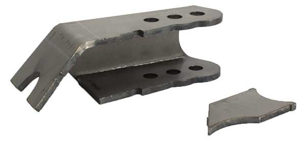Axle Panhard/ Trac Bracket (Offset)