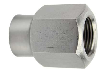 "7/8""x14tpi Tube Adapter (1""ID RH)"