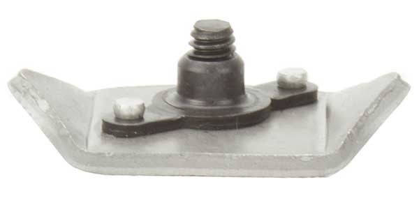 "Trick Tab (Small 1/4"" Threaded Hole)"