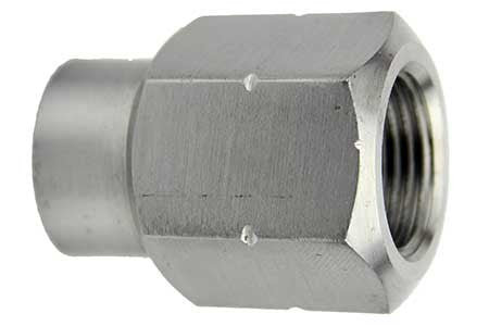 "7/8""x14tpi Tube Adapter (1""ID LH)"