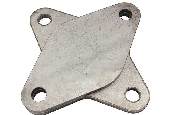 Oval Mounting Plate (Large)