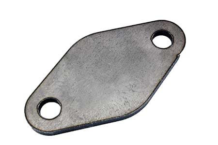 Oval Mounting Plate (Small)