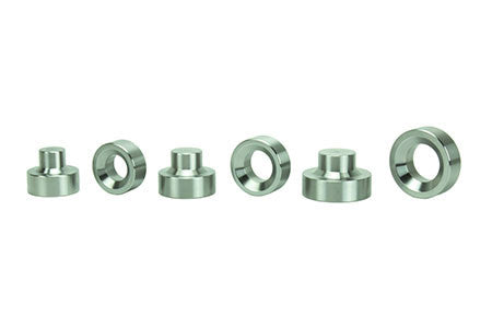 "Dimple Die Set (1 1/4"", 1 1/2"", 1 3/4"")"