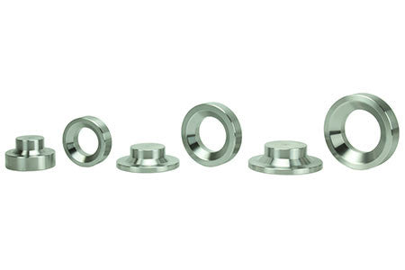 "Dimple Die Set (2"", 2 1/2"", 3"")"