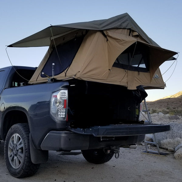 Tuff Stuff Delta Overland Rooftop Tent, 2 Person