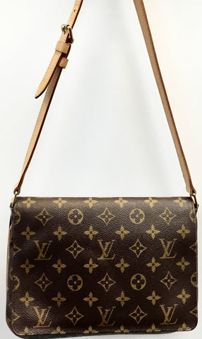 Louis Vuitton Monogram Musette Tango No. SD0051 Rank 4