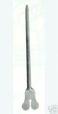"12-Grooved Director with Tongue Tie 6.00"" 15.2cm"