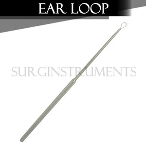 BILLEAU Flexible Ear Loop 6.5 Large Size #3 Steel Loop