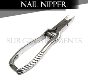 "2 Nail Nipper Barrel Spring Concave Jaw 5.50"" & 4.50"" 4.50"" 4.5"" 4.5 5.5 5.5"""