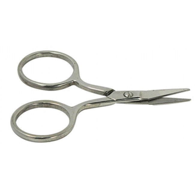 "Professional Cuticle Manicure Pedicure Nails Curved 2.5"" Scissor"