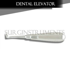 2 Seldin Dental Elevators #1R Surgical Denture Instruments