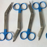 10 Bandage Scissor Blue Color Handle Paramedic EMS Nurses Medical Uniform Supply