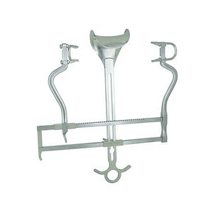 Balfour Retractor W/Ratchet Bar Surgical Instruments 7""