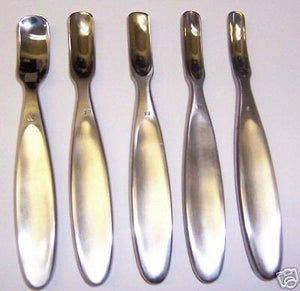 Metatarsal Deglover Set Podiatry Surgical Instruments 9,11,13,15,17 mm